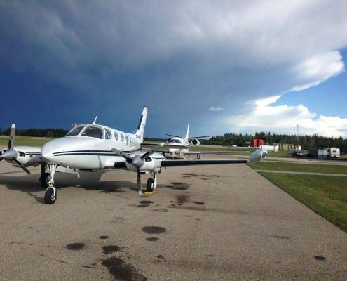 Edmonton Commercial Pilot License