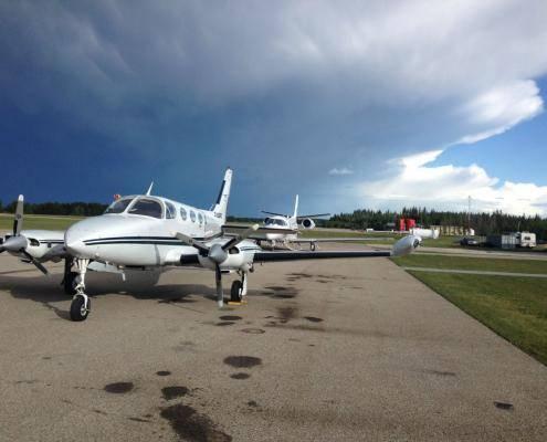 Edmonton Commercial Pilot License