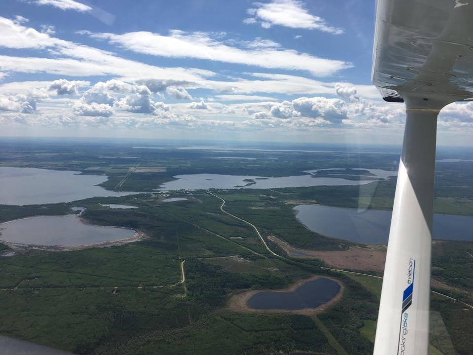 Discovery Flight Alberta