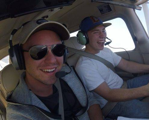 Private Pilot License Edmonton