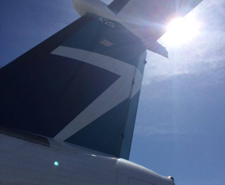 Westjet Encore Pilot