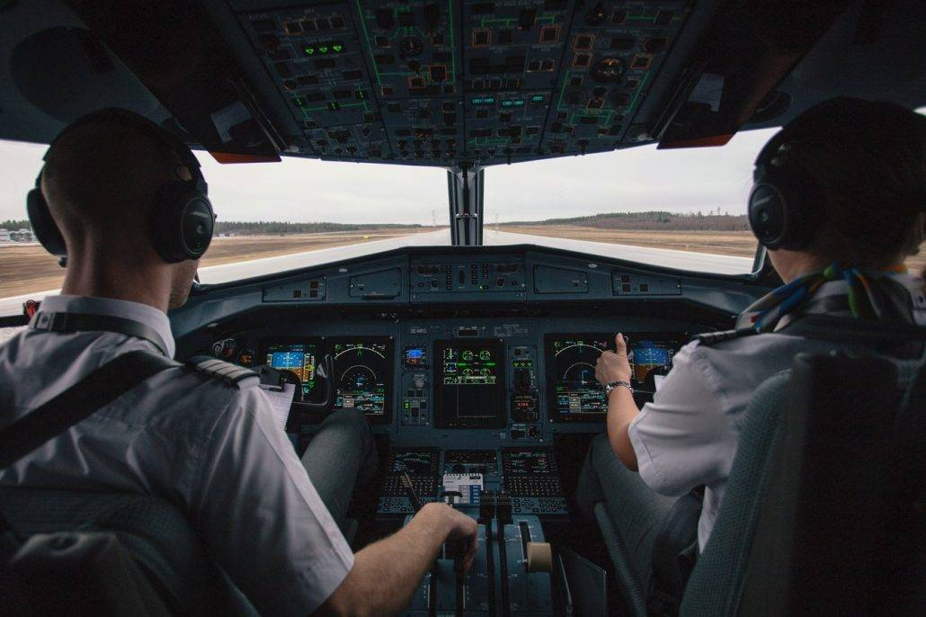 Commercial Pilot License Edmonton