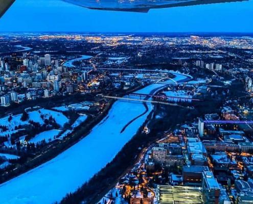 Discovery Flight Edmonton