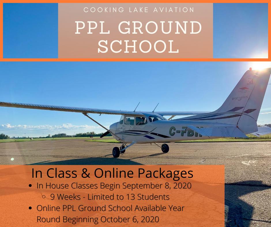 PPL Ground School Edmonton