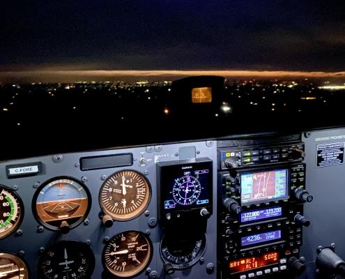 pilot training edmonton